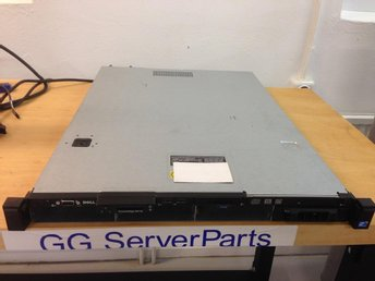 Dell Poweredge R410 1x X5560 32GB PERC 6/i 2xPSU