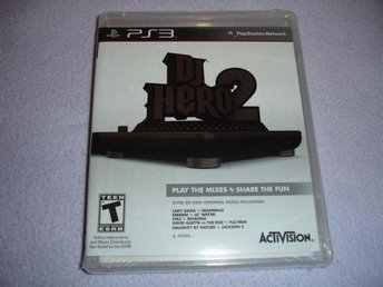 DJ HERO 2 PLAYSTATION 3