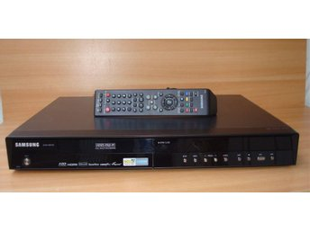 Samsung DVD-HR755 DVD/HDD-Recorder 250GB,HDMI
