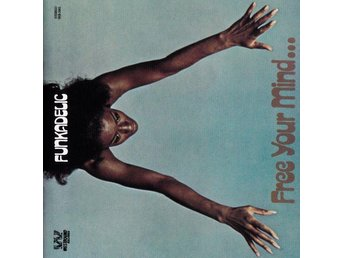 Funkadelic-Free Your Mind... And Your Ass Will Follow+4 (1970/2005) CD, Rem, New
