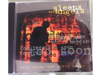 NEIL YOUNG AND CRAZY HORSE SLEEPS WITH ANGELS CD