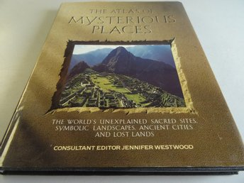 The Atlas of Mysterious places