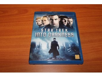 Blu-ray: Star Trek: Into darkness (Benedict Cumberbatch, Chris Pine)