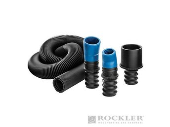 Universal Small Port Hose Kit 4pce DUST EXTRACTION TUBE KIT 533478