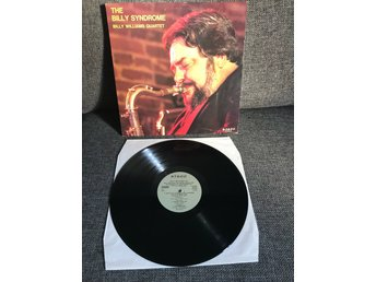 Billy Williams Quartet - The Billy syndrome 1981 Signerad