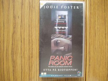 Panic Room med Jodie Foster.