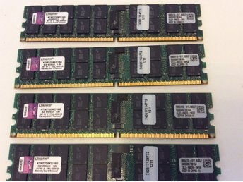 32 gb Kingston Technology DDR2  minne för server