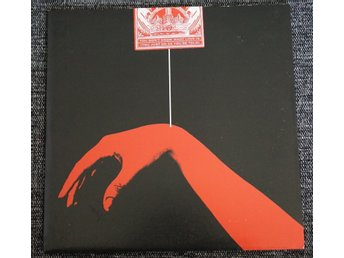"white stripes ""let's shake hands"" (""7, P/S) mint"
