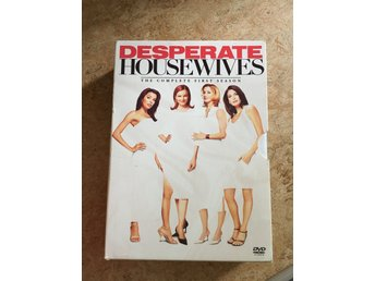 Dvd box desperate housewives