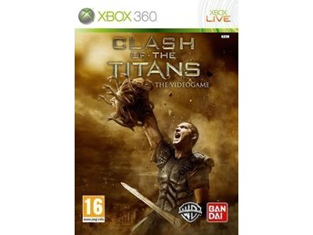 Clash of the Titans   - XBOX 360 spel