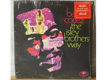 BABY CORTEZ :: THE ISLEY BROTHERS WAY  (LP) US Orig