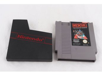 Nintendo NES, Rescue, The Embassy Mission, SCN