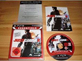 PS3: Just Cause 2