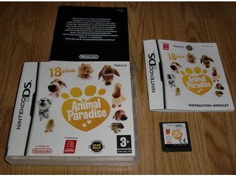 DS: Animal Paradise