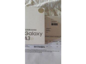 Samsung Galaxy A3 (2016) 16Gb Guld - oöppnad förpackning - Kumla - Samsung Galaxy A3 (2016) 16Gb Guld - oöppnad förpackning - Kumla
