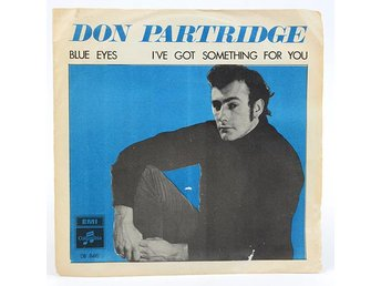 Don Partridge - Blue Eyes DB 8416 Singel 1968