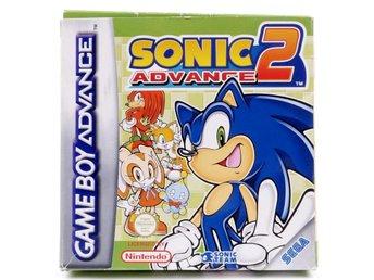 Sonic Advance 2 - Game Boy Advance - Helsinki - Sonic Advance 2 - Game Boy Advance - Helsinki