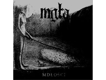 MGLA-Mdlosci/Further Down the Nest [LP] 2006-2007/2016 Ny! Black Metal