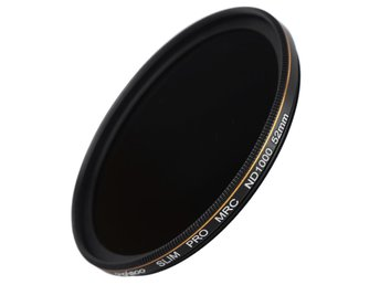 ND-filter ND1000 CACAGOO 52mm