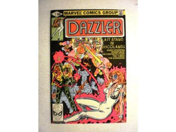 US Marvel - Dazzler vol 1 # 2 - F/VF - Haderslev - Condition: Please take a good look at the picture(s) My opinion: F/VF - 7.0 ________________________________________________ If you are looking for other issues in this or other series, feel free to contact us. Maybe we can help :o) __________ - Haderslev