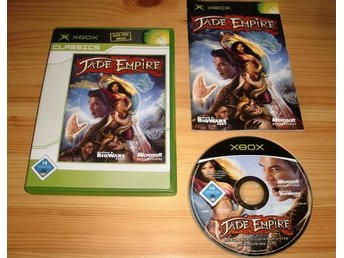 Xbox: Jade Empire