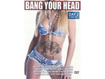 Bang your head 2005 Day 2 (2 DVD)