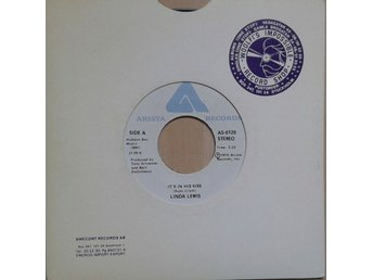 "Linda Lewis title* It's In His Kiss* Soul, Disco 7"" US"