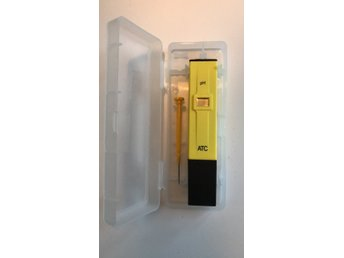 Digital pH mätare