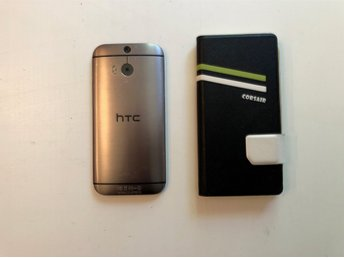 HTC One M8 - 16GB (32GB minneskort)