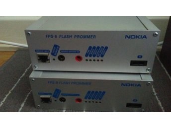 2 x NOKIA FPS-8 FLASH PROMMER