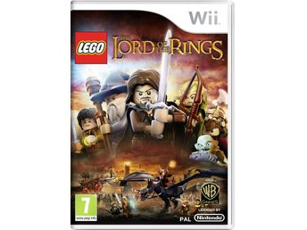 LEGO Lord of the Rings - Wii - Komplett