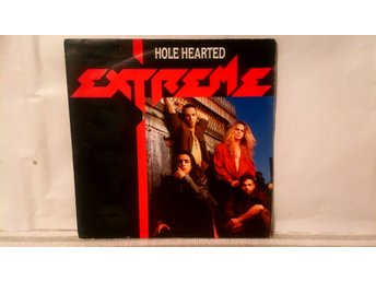 "Extreme Hole hearted 7"" Singel"