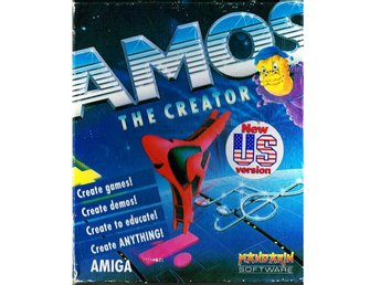 AMOS THE CREATOR AMIGA