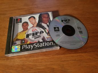 FIFA FOOTBALL 2003 PS1 BEG