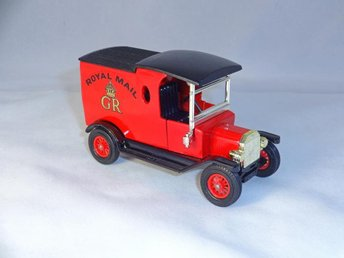 Model T Ford / Royal Mail / Matchbox Lesney / MoY