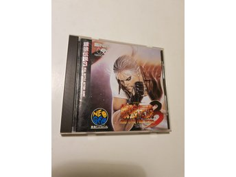 Road To The Final Victory 3 - Neo Geo CD (JAP)