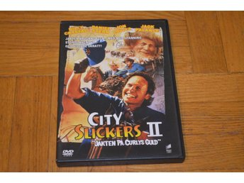City Slickers 2 II ( Billy Crystal Daniel Stern Jon Lovitz ) - 1994 - DVD