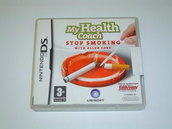 MY HEALTH COACH STOP SMOKING WITH ALLEN CARR NINTENDO DS NY