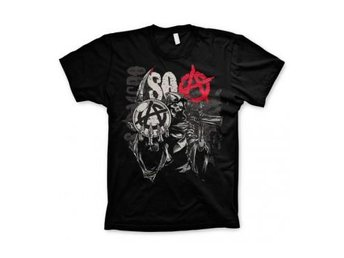 Sons Of Anarchy T-shirt Glorious L