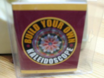 Build your own kaleidoscope, minibok