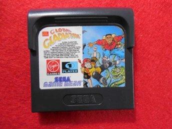 Global Gladiators - Sega GameGear - Varberg - Global Gladiators - Sega GameGear - Varberg