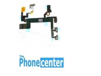 Original Flexkabel till ström-, volym- och muteknapp iPhone 5S (frifrakt) - Umeå - Original Flexkabel till ström-, volym- och muteknapp iPhone 5S (frifrakt) - Umeå
