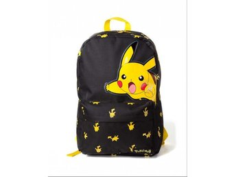 Pokemon: Big Pikachu Backpack