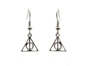 Örhängen Dödsrelikerna Deathly Hallows Harry Potter Mini