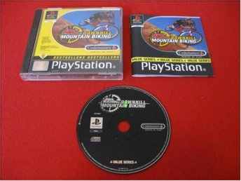 DOWNHILL MOUNTAINBIKING till Sony Playstation PSone