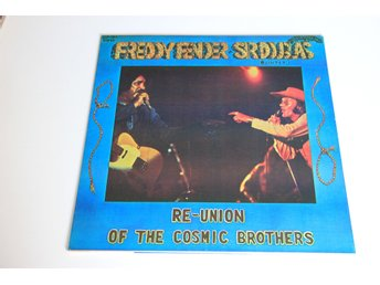 Sir Douglas Quintet, Freddy Fender (2) ‎– Re-union Of The Cosmic Brothers