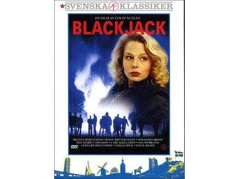 Black Jack Drama från 1990 av Colin Nutley med Helena Bergström och Re**UTGÅTT** - Helsingborg - Black Jack Drama från 1990 av Colin Nutley med Helena Bergström och Re**UTGÅTT** - Helsingborg