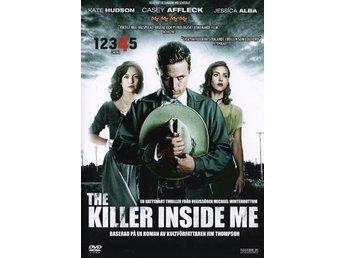 The killer inside me - Thriller med Casey Affleck och Jessica Alba. - Höganäs - The killer inside me - Thriller med Casey Affleck och Jessica Alba. - Höganäs