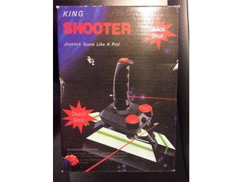 Joystick King Shooter för bl.a. Atari och Commodore