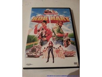 KÖR HÅRT - Bud Spencer, Terence Hill - Svensk DVD - Bästa dom gjort? Go for it